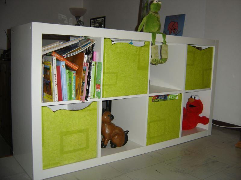 Recyclons pour decorer des bo tes tiroirs pour les jouets d elya - Comment ranger les jouets ...